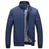 Men's Warm Lined Winter Jacket
