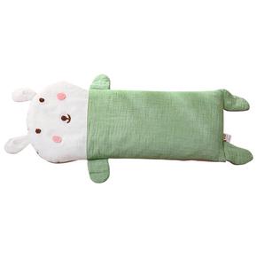 宝宝四季纱布透气卡通婴儿枕