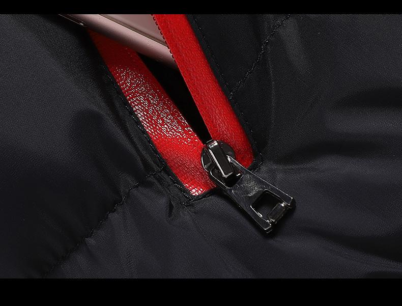 棉衣男年冬季新款加厚棉袄短款立领宽鬆休閒羽绒棉服外套详细照片