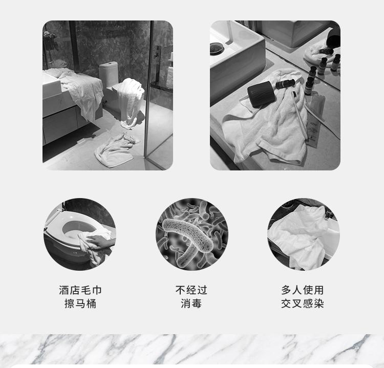 一次性加厚毛巾商品图片-4