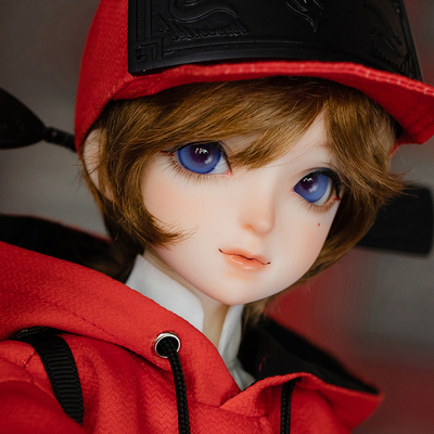 taobao agent Ringdoll ring humanoid Xiaojiu gold list title small champion BJD doll SD female 4 points official genuine