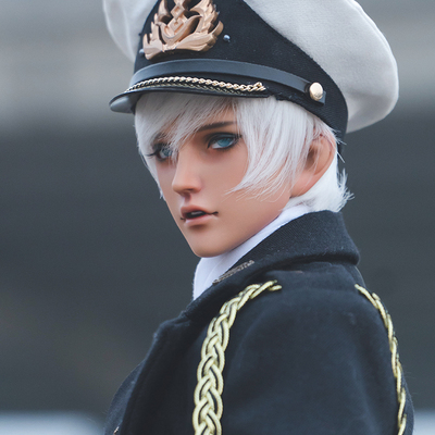 taobao agent Ringdoll ring humanoid S military uniform war Kui styleB official genuine BJD doll SD male uncle body
