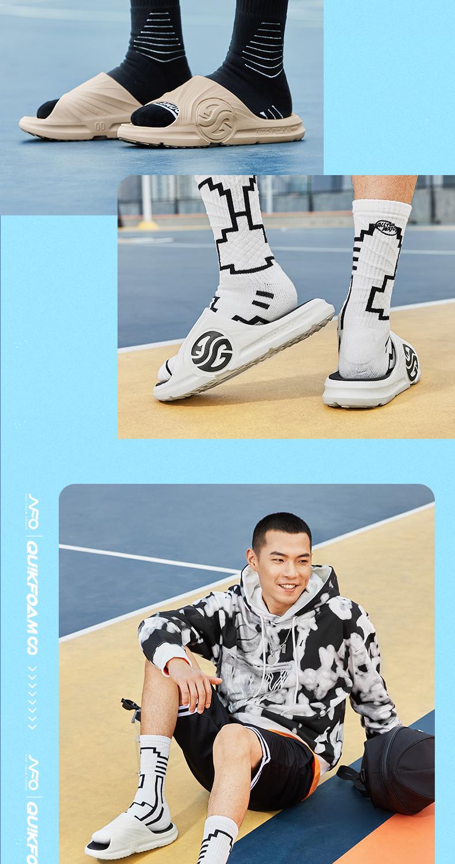 潮拖拖鞋男鞋夏季外穿踩屎感沙滩鞋凉鞋防滑运动凉拖鞋男女详细照片