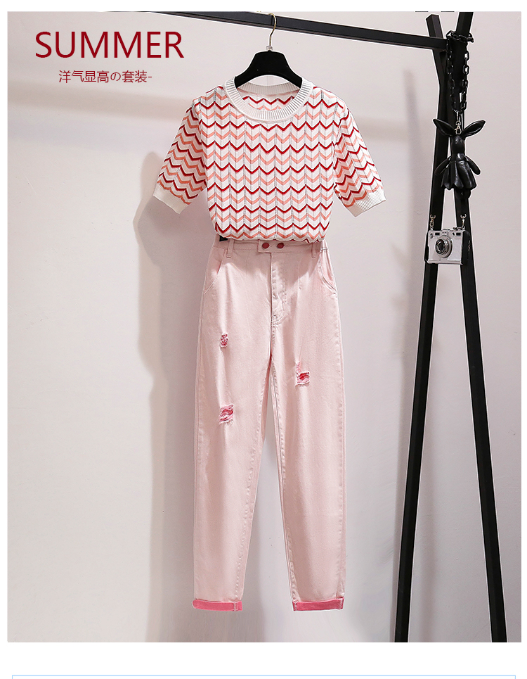Small show high suit women's 2020 summer new Hepburn light ripe style leisure royal sister two-piece set of fashion 19 Online shopping Bangladesh