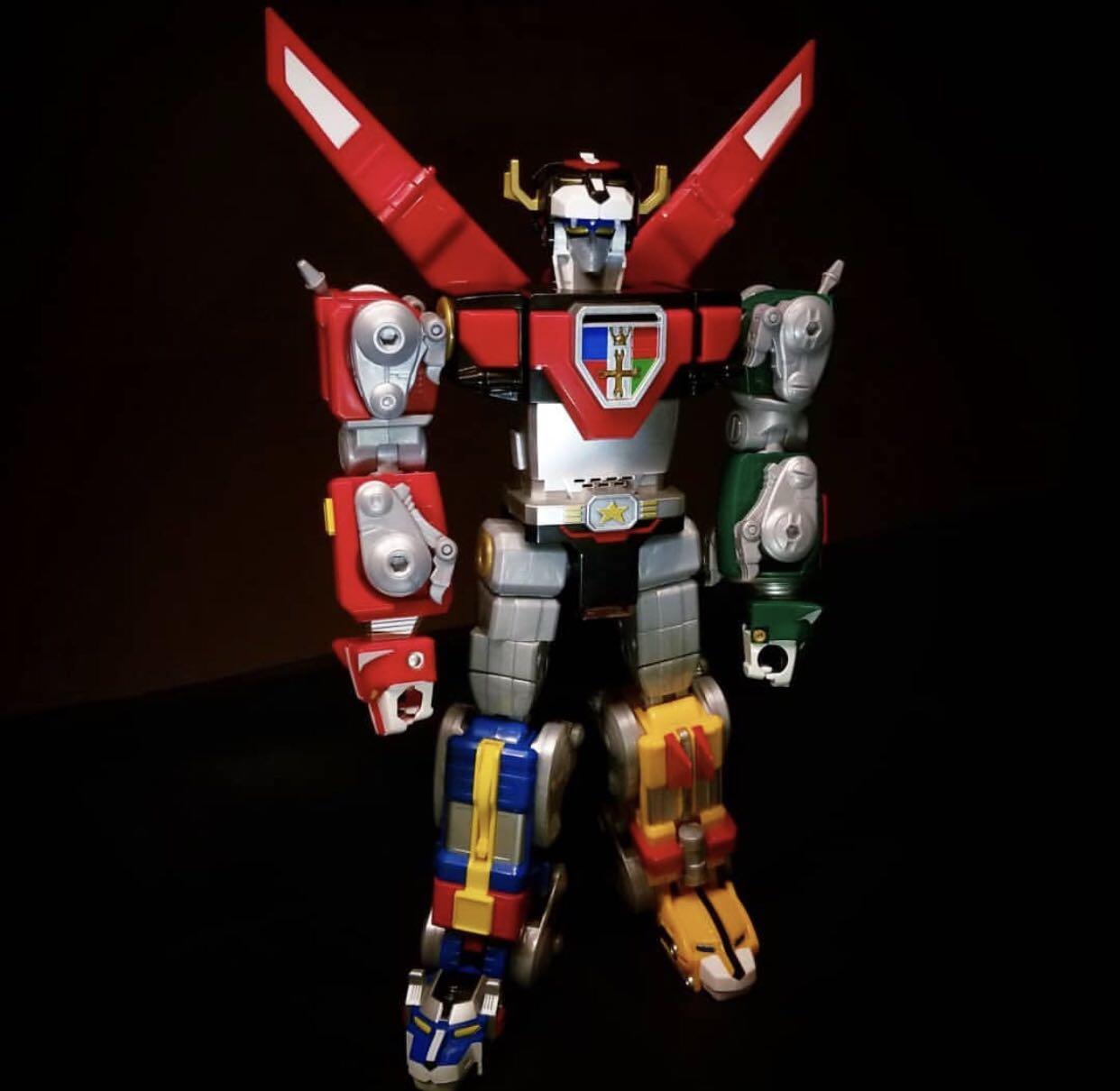 Герои трансформеров приятели приятелей игрушки 16 дюймов ультра большой 84 звери Король Вольтрон сплит можно один продать
