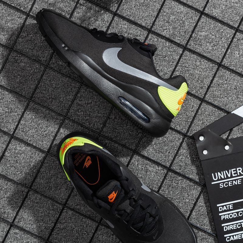 infraestructura Nombrar cristiano  Nike/Nike men's shoes sports shoes men 2019 autumn and winter new authentic  AIR MAX air cushion running shoes