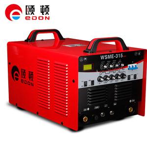 颐顿WSME-315逆变脉冲交直流氩弧焊机380V三用机多功能高效铝焊机