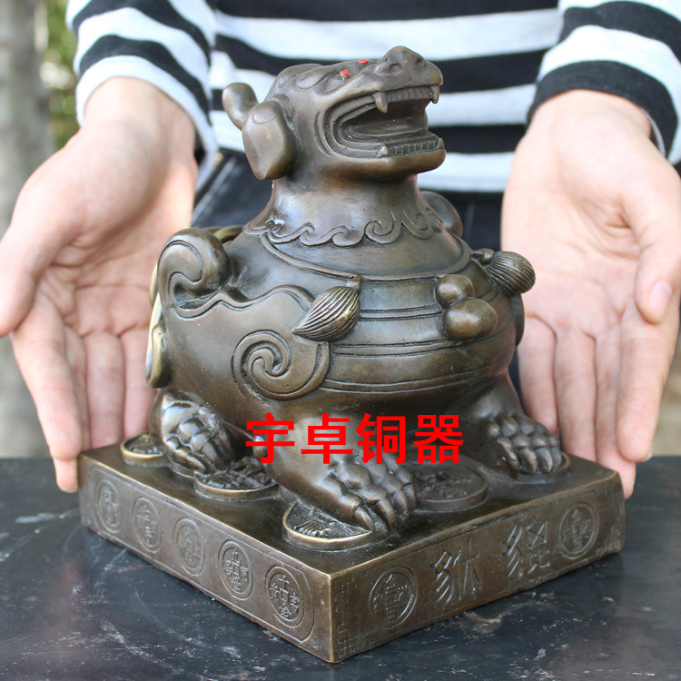 Декоративные украшения Yu Zhuo the bronze