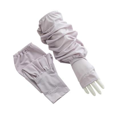 夏季宽松防晒开车冰丝袖套女薄款紫外线袖子手臂护臂手套男冰套袖