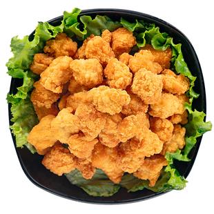 【新东大】劲爆油炸盐酥鸡米花2斤