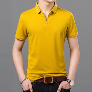 乔诺恩春季男士棉短袖T恤