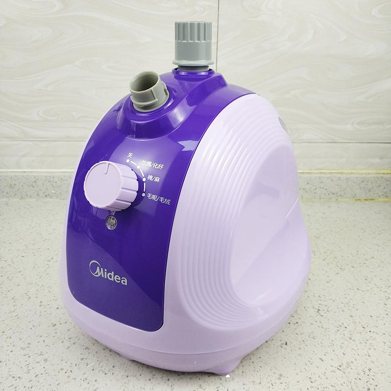 美的挂烫机蒸汽小型挂衣服立式电熨斗手持家用熨烫熨烫机YGJ1515BB3