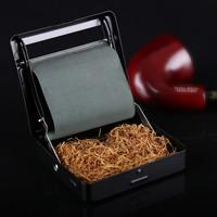 Сигарета наполовину автоматическая вручную Сигаретная коробка с сигаретой без Держатель сигарет для головок из табачной бумаги