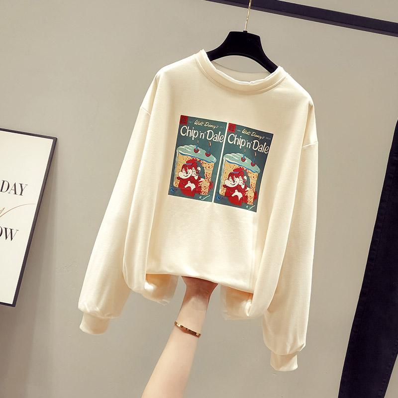 Quần áo nữ Hàn Quốc 2020 mùa xuân mới áo len nữ mùa xuân và mùa thu mỏng phần áo sơ mi mùa xuân - Áo len