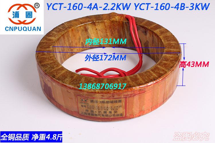 YCT-160-4B губернатор двигатель поощрять магнитный катушка все медь 4.8 цзин, единица измерения веса каждый