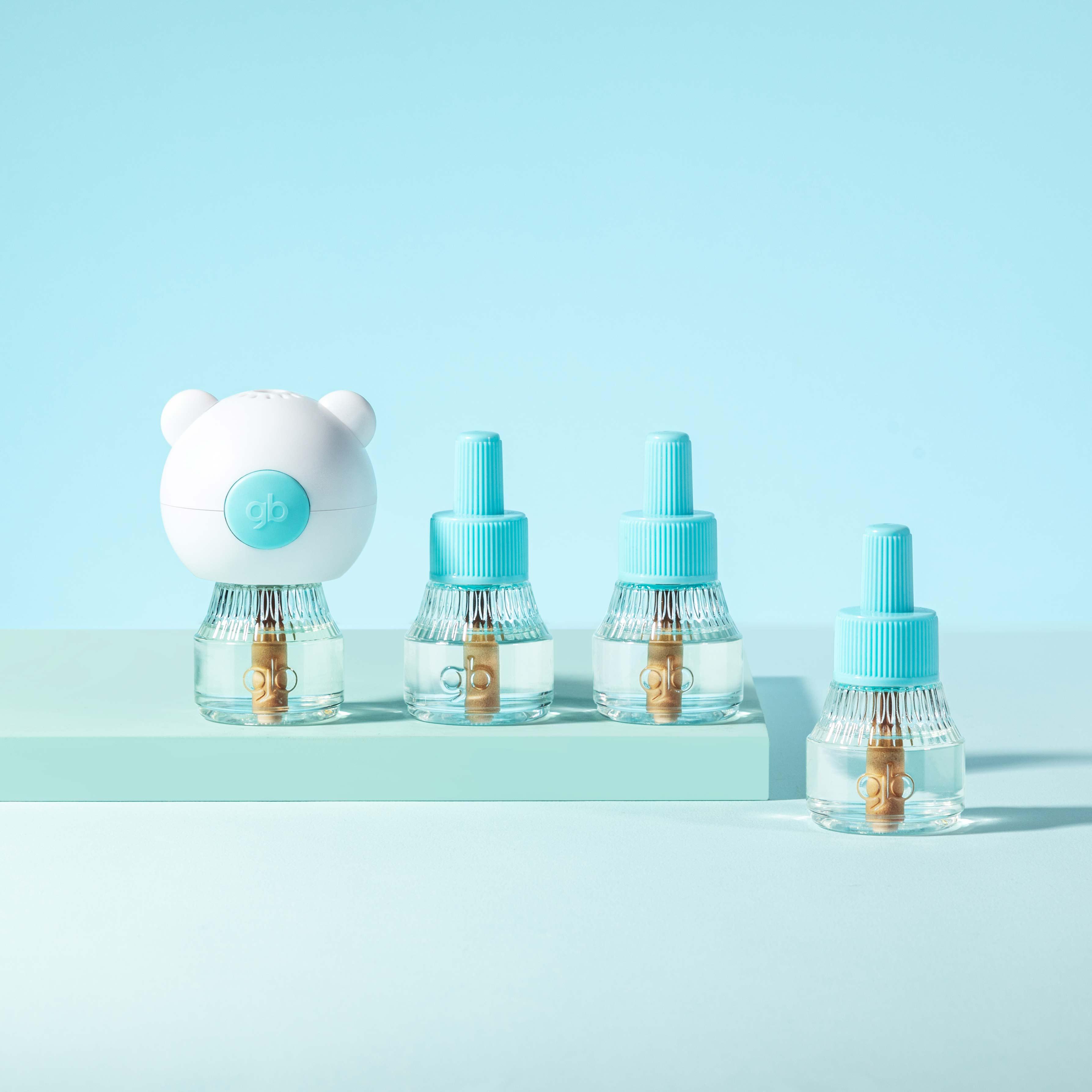 gb好孩子灭蚊香液无味婴儿孕妇专用宝宝驱蚊液防蚊水儿童电蚊香液
