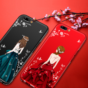 爱国者/AigoOPPOR全系列女款手机壳