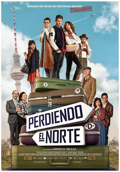找不着北 2015.HD720P 西班牙喜剧电影西班牙语中字