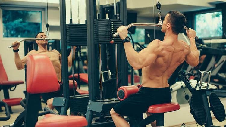增肌硬拉动作,它的好处你知道吗