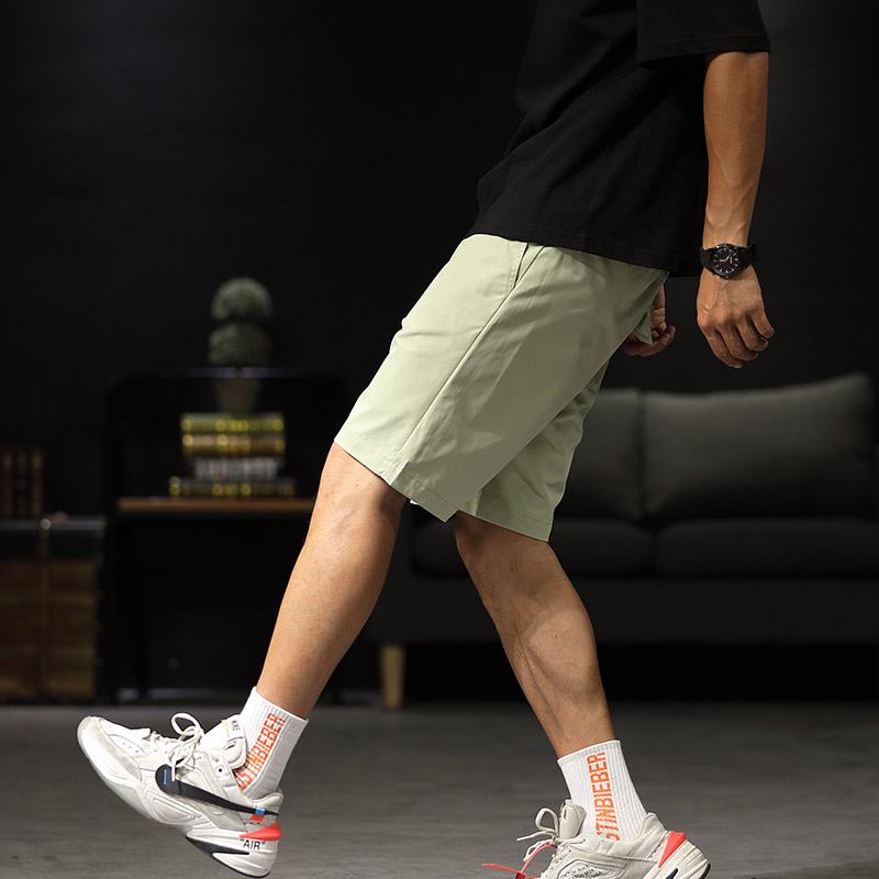 男士【潮牌酷帅】宽松五分工装短裤