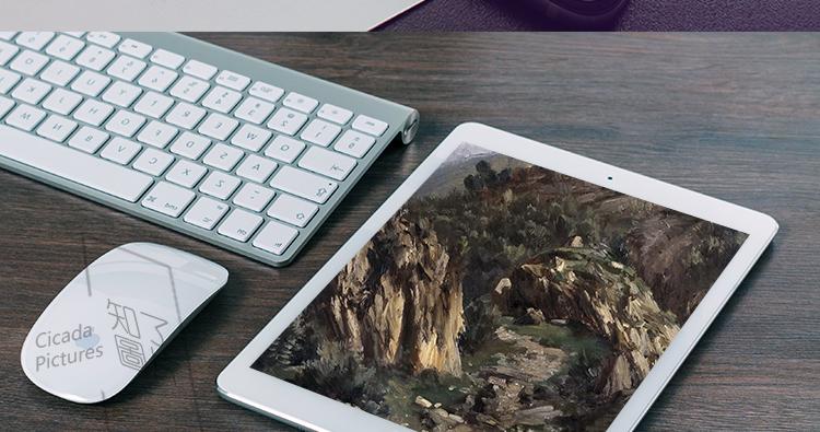 卡洛斯.德贺斯 油画高清图片风景临摹素材喷绘打印装饰画画芯插图(20)