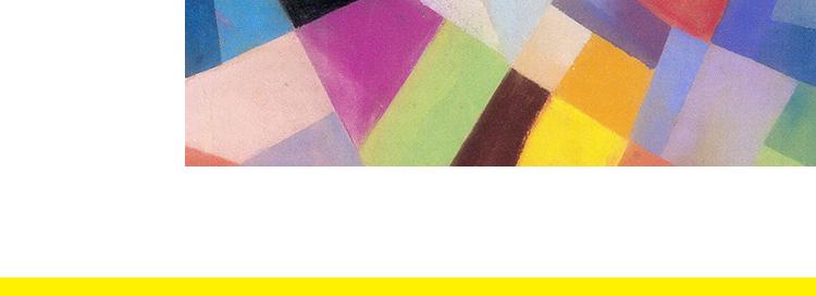 弗伦德里希油画高清电子图片构成主义抽象教学临摹喷绘装饰画素材插图(12)