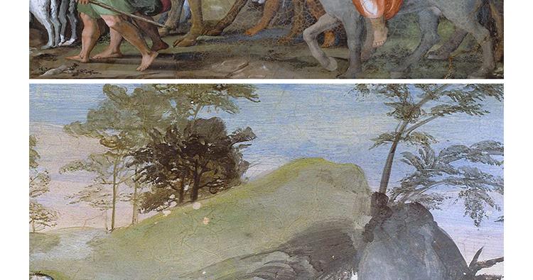 拉斐尔 高清油画图片电子版 文艺复兴教学临摹喷绘装饰画素材插图(11)