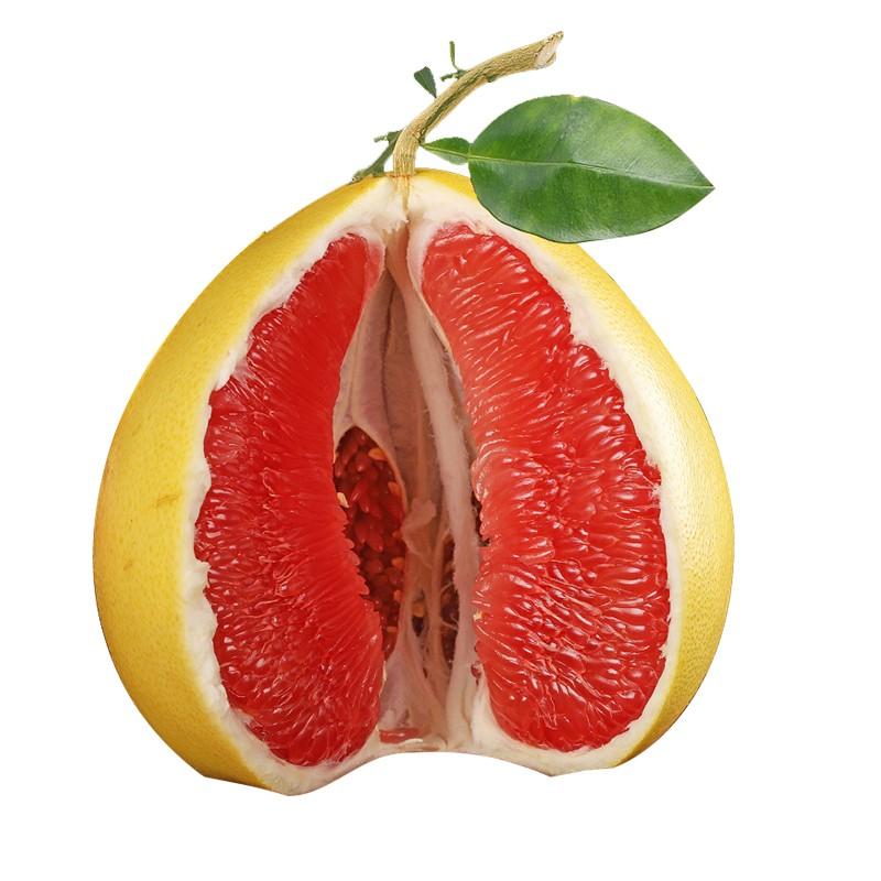 氧光福建红心蜜柚