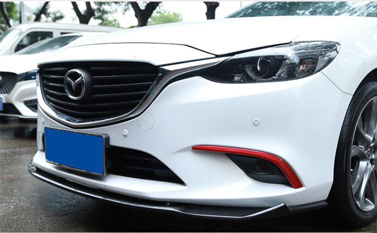 Ốp mí đèn sương mù trước Mazda 6 2017 - 2019 - ảnh 5