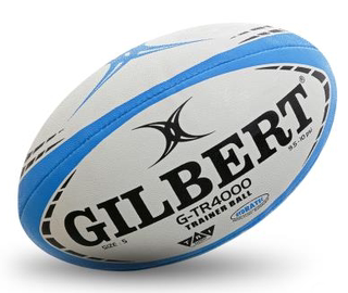 Gilbert G-TR4000 Rugby No. 5 Training Ball Trainer Ball Rugby British Anti-slip