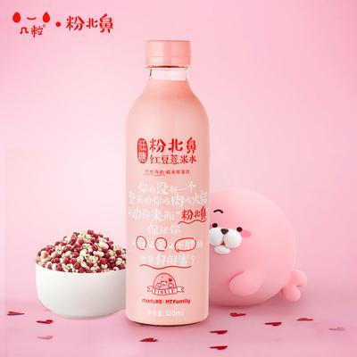 红豆薏米水饮料320ml*8低糖薏仁水