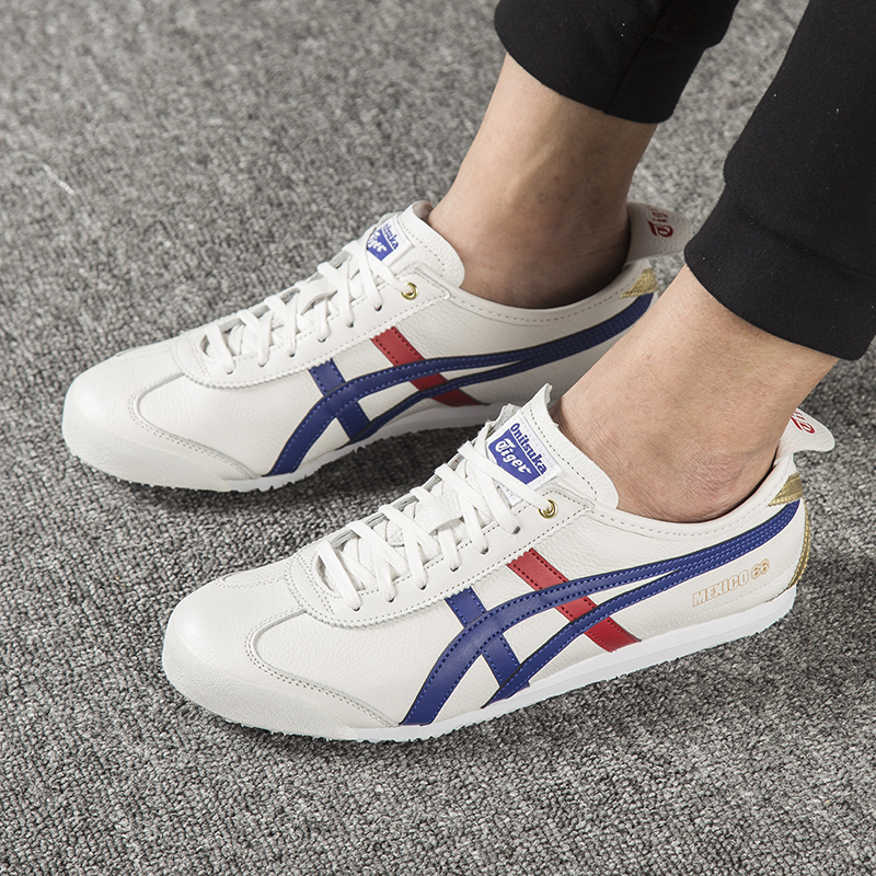 new arrival a4239 b740f Onitsuka Tiger men's shoes lazy shoes couple shoes 2019 new authentic  female summer classic casual shoes retro shoes