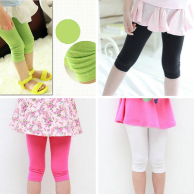 2 children's clothing 4 children's pants girls 5 points pants 6 new 7 babies 8 years old seven casual pants cotton leggings