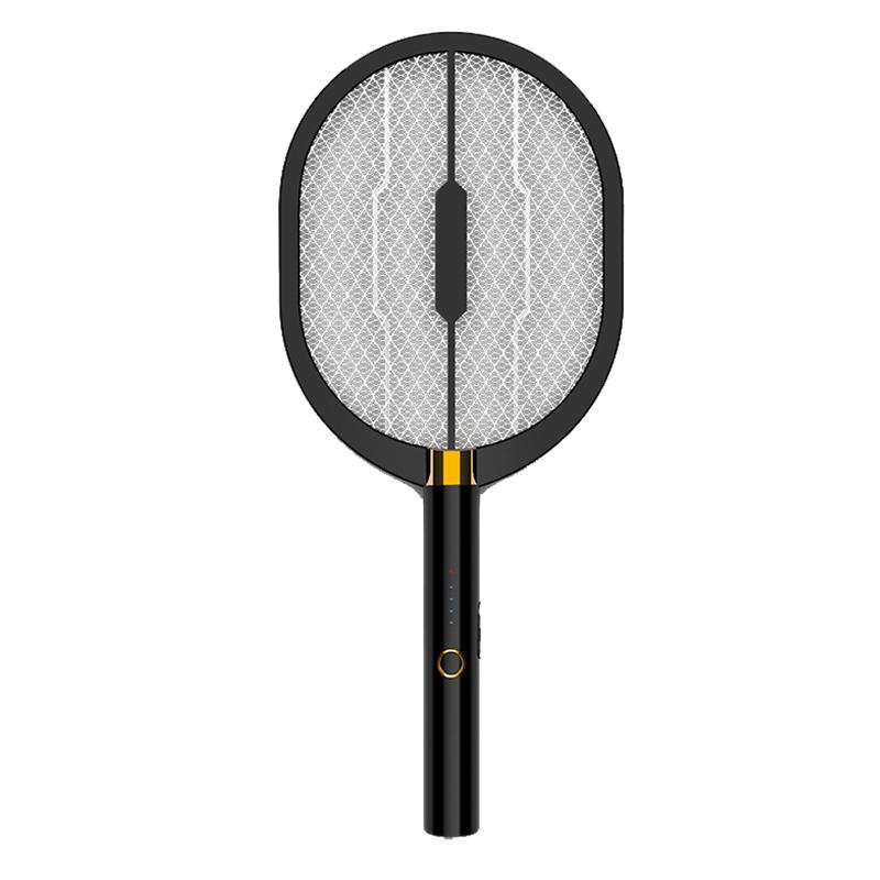 三合一电蚊拍USB充电家用电苍蝇拍二合一灭蚊拍蚊子拍电蝇拍
