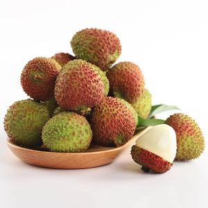 广东茂名高州新鲜荔枝新鲜包邮白糖罂当季应季现摘现发水果5斤