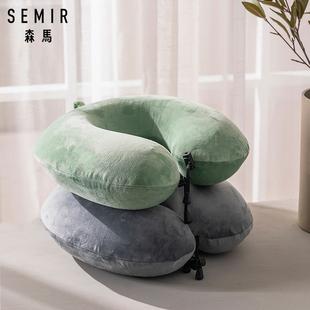 森马u型枕护颈枕记忆旅行枕