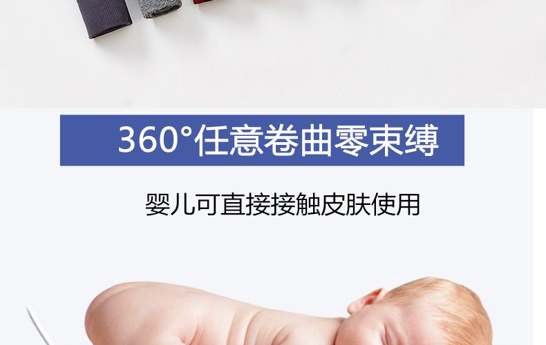 哺乳文胸聚拢防下垂孕妇内衣胸罩怀孕期舒适纯全棉产后喂奶女专用商品详情图