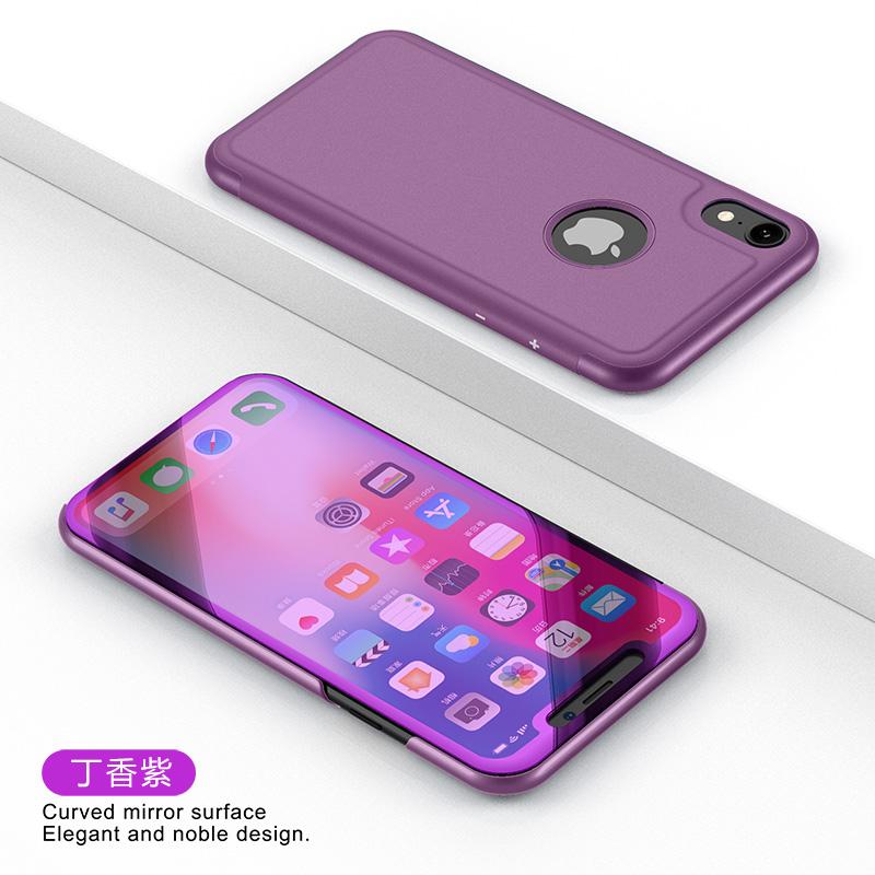 可開發票 OPPO R17 R15 pro R11S R11 R9S R9 PLUS 手機殼 鏡面皮套 支架功能 電鍍鏡面 殼
