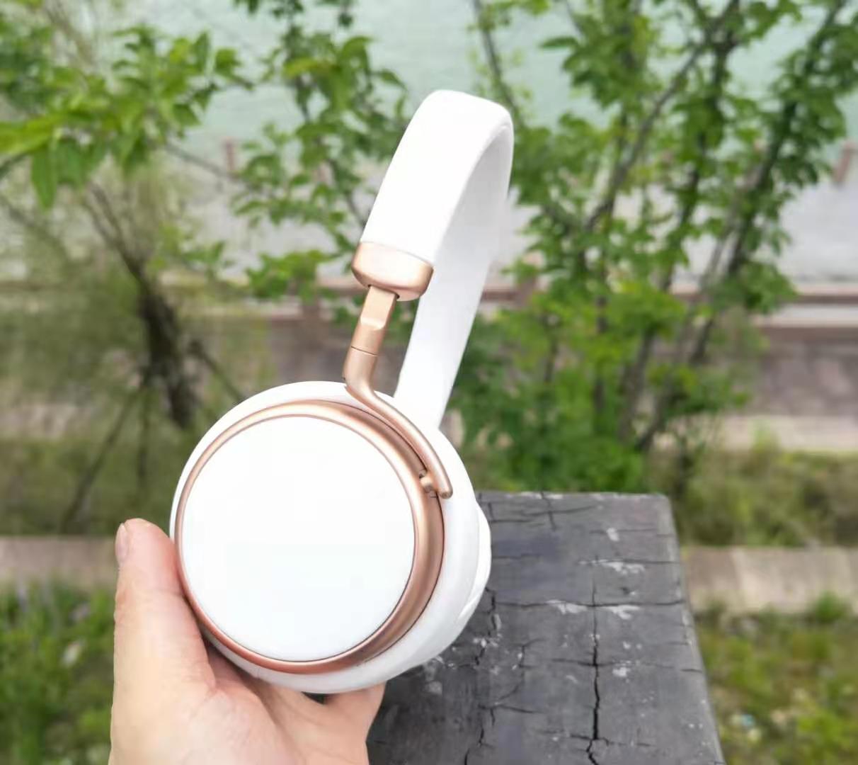 亚马逊原装尾货 hifi蓝牙耳机重低音手机无线运动头戴式耳麦