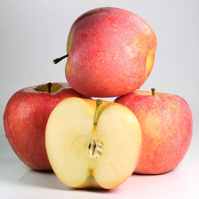 顺丰包邮红富士苹果水果新鲜当季带箱5斤应季脆甜山西整箱