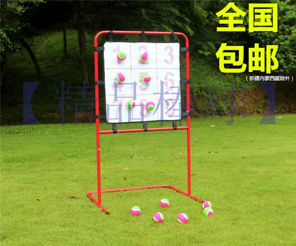 【Бутик-бейсбол】Молодежь / детские Обучение бейсболу, девять квадратов, липкий мяч цели, цель стрельбы, игрушка родитель-ребенок