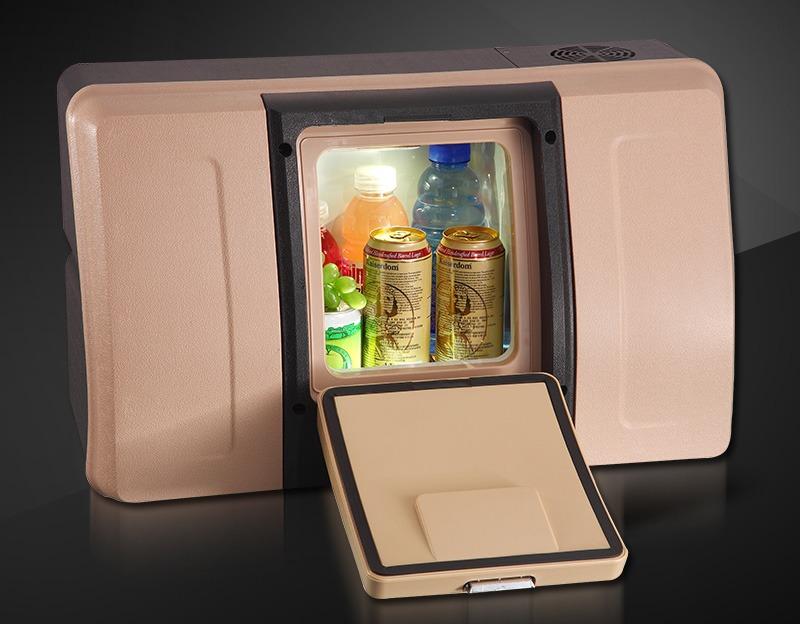 外出让冷饮随行,车载冰箱随时送清凉!