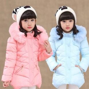 12 лет заправила женщины зима 10 девочки длина хлопок пальто 15 ученик подбитый 13 зима 8 корейский 6