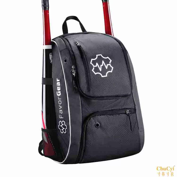 【精品棒球】美国Favor Gear棒球手套双肩包鞋头盔球棒装备包