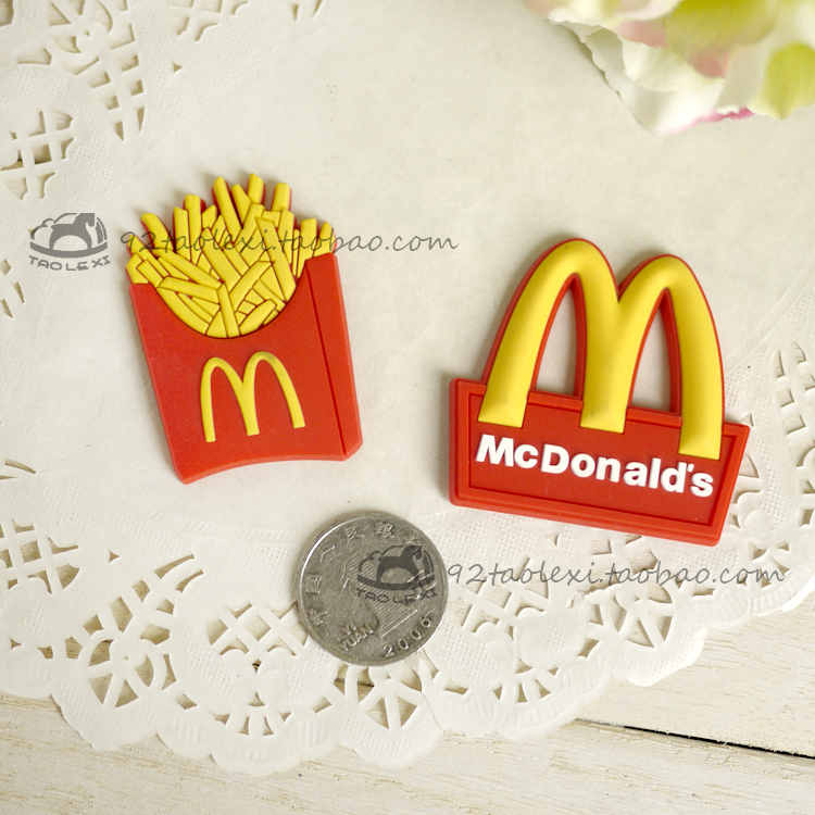 Mcdonald Wholesale Home: [USD 4.44] Japan And South Korea Creative McDonald's Logo