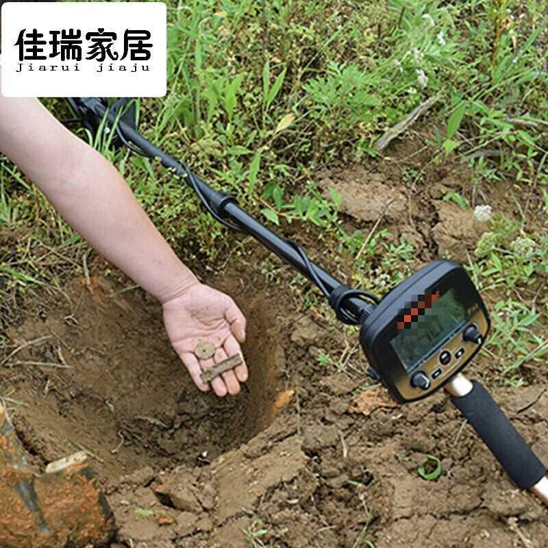 新款Fs2地下金属探测器寻宝仪器高精度手持考古可视探宝黄金银铜