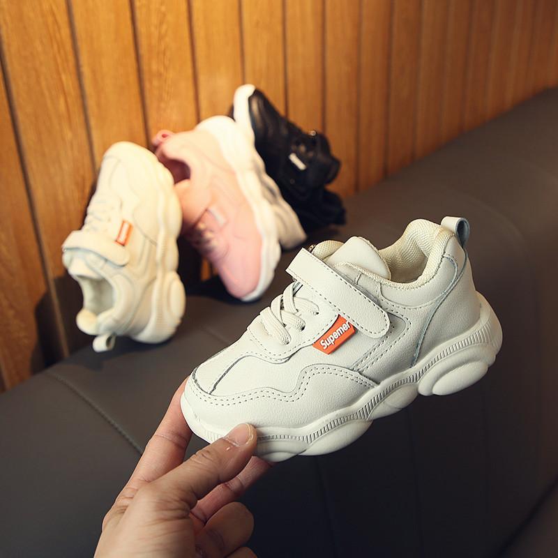 2019春季新款男女童运动鞋ins超火的鞋子儿童休闲老爹小熊鞋网红_天猫超市优惠券