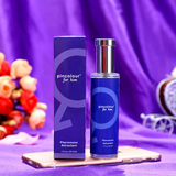 Men's pheromone perfume for men and women to attract opposite sex Hor flirting for men and women to attract opposite sex supplies