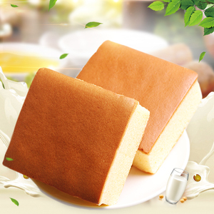 【瑞佳姐妹-长崎蛋糕800g】早餐蛋糕面包纯蛋糕手撕面包零食整箱