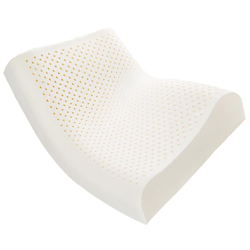 RoyalKing泰国皇家乳胶枕正品原装进口天然乳胶橡胶枕头按摩护颈